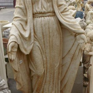 #2 - Mary of Grace Concrete Statue- Large (sandstone)