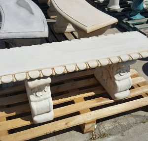 Curved Fancy Bench