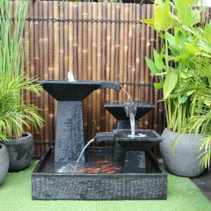 3 Tier Cascade Fountain Medium