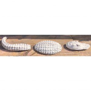 0189 Crocodile 3 pieces