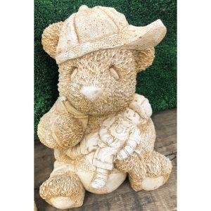 Hamish Bear Concrete Statue