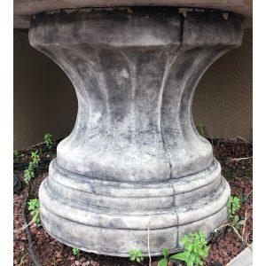 Chelsea Pedestal Large Concrete Plinth / Stand