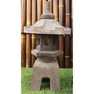 Lava Stone Lantern Small